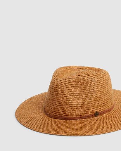 3 Miranda Hat Brown 6691309 Billabong