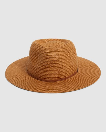 0 Miranda Hat Brown 6691309 Billabong