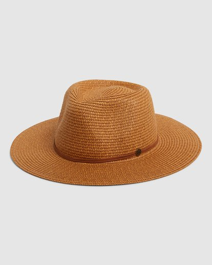 1 Miranda Hat Brown 6691309 Billabong