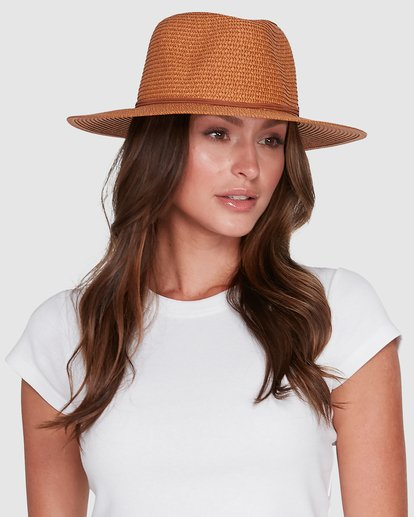 5 Miranda Hat Brown 6691309 Billabong
