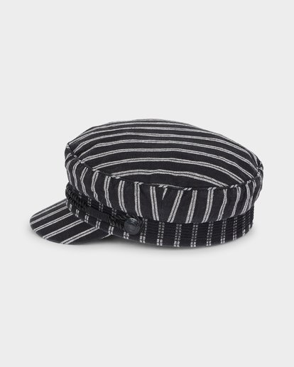 3 JACK STRIPE HAT Black 6691313 Billabong