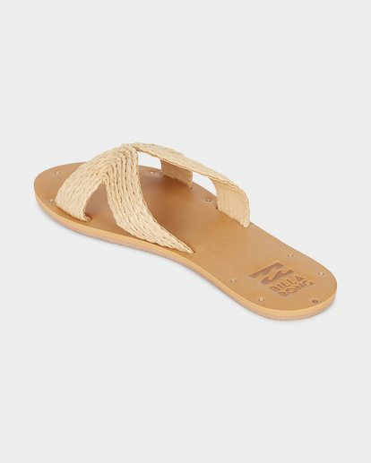 2 SUNSET POINT SLIDE Beige 6691801 Billabong