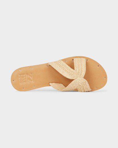 4 SUNSET POINT SLIDE Beige 6691801 Billabong