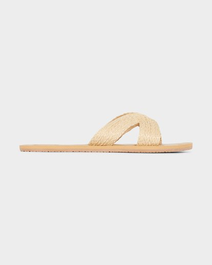 3 SUNSET POINT SLIDE Beige 6691801 Billabong