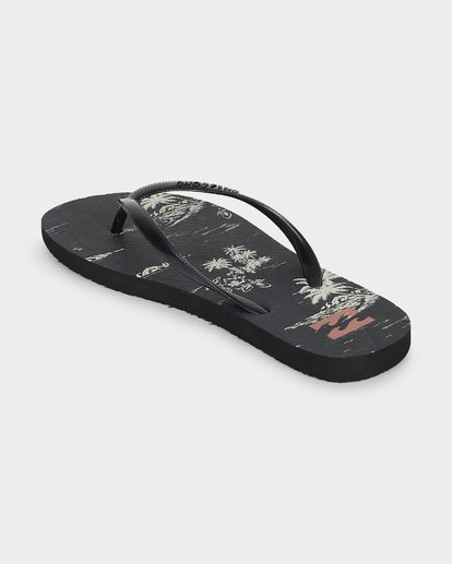 2 FARAWAY THONGS Black 6691806 Billabong