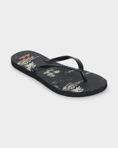 1 FARAWAY THONGS Black 6691806 Billabong