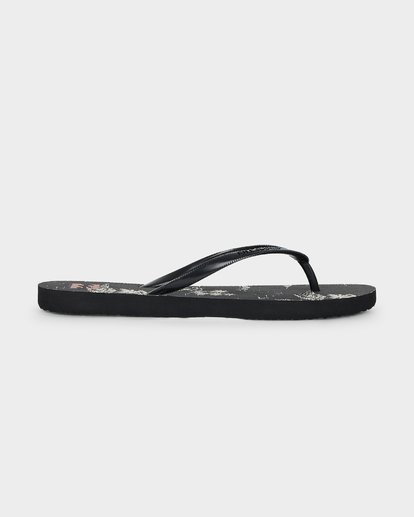 3 FARAWAY THONGS Black 6691806 Billabong