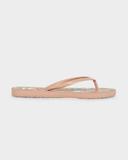 3 FARAWAY THONGS Beige 6691806 Billabong