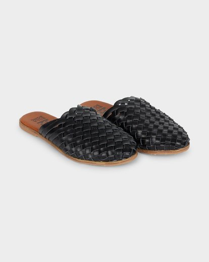 5 Granada Slide Black 6691810 Billabong