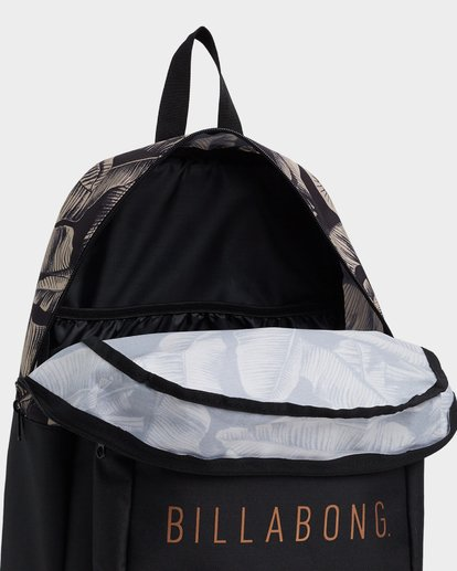 3 Hawaiian Hula Backpack Black 6692008 Billabong