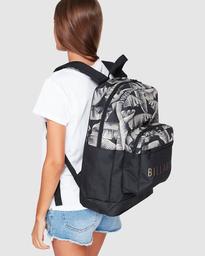 4 Hawaiian Hula Backpack Black 6692008 Billabong