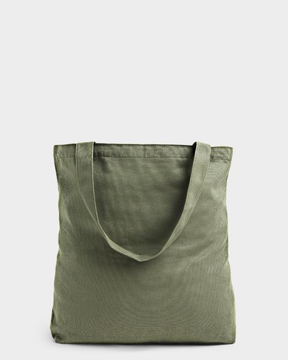 1 Palms Shopper Tote Bag Green 6692101 Billabong