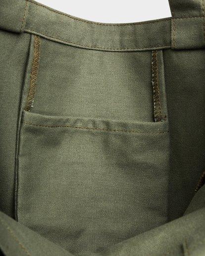 3 Palms Shopper Tote Bag Green 6692101 Billabong