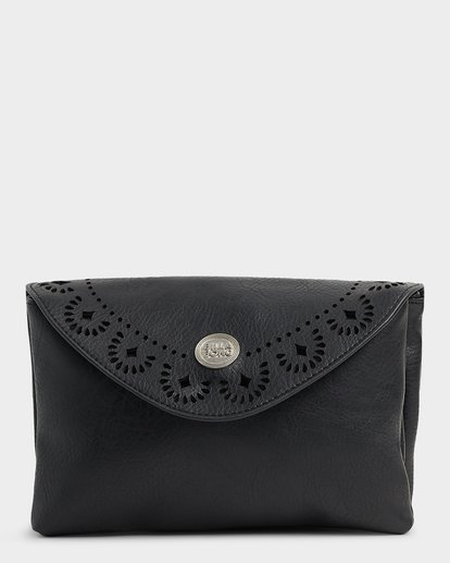 0 Eddie Festival Purse Black 6692102 Billabong