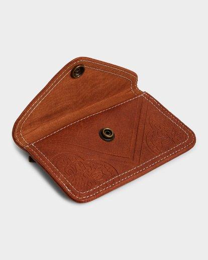 2 Amira Coin Purse Brown 6692112 Billabong