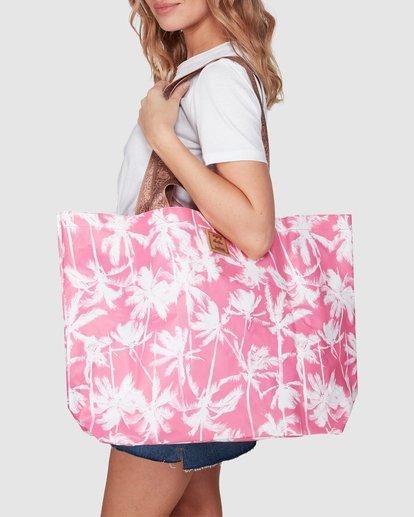 6 Kollab Pretty Palms Shopper  6692143M Billabong