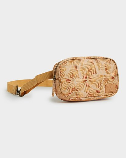 0 Go Wild Belt Bag Beige 6692256 Billabong