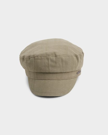 1 Billie Hat Green 6692302 Billabong