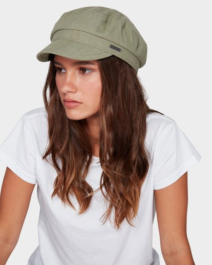 3 Billie Hat Green 6692302 Billabong