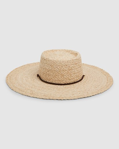 2 Paradise Straw Hat Beige 6692316M Billabong