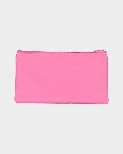 1 Hawaiian Small Pencil Case Pink 6692518 Billabong