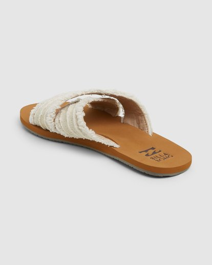 2 HIGH SEA SLIDE Beige 6692805 Billabong