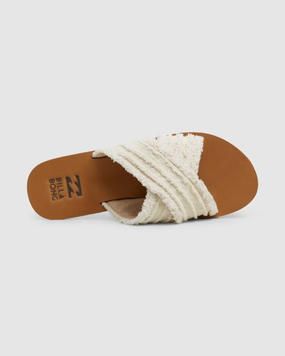 4 HIGH SEA SLIDE Beige 6692805 Billabong