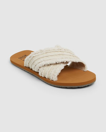 1 HIGH SEA SLIDE Beige 6692805 Billabong