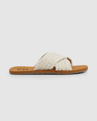 3 HIGH SEA SLIDE Beige 6692805 Billabong