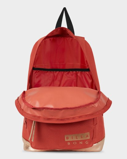3 SHIMMER BACKPACK Red 6695012 Billabong