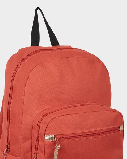 4 SHIMMER BACKPACK Red 6695012 Billabong
