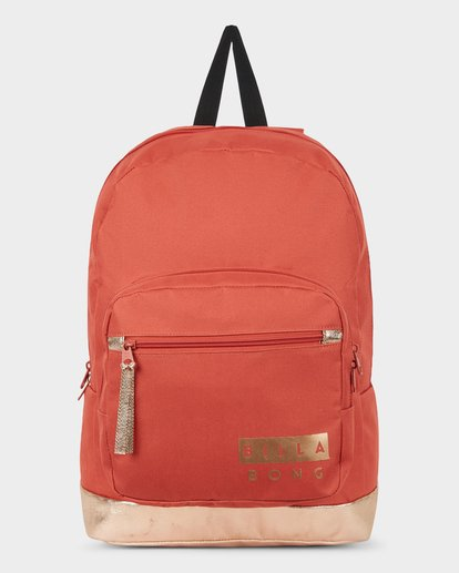 0 SHIMMER BACKPACK Red 6695012 Billabong