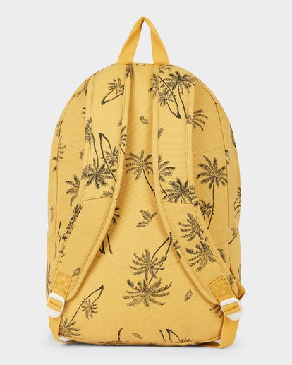 2 PALM COVE BACKPACK Yellow 6695014 Billabong