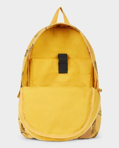 3 PALM COVE BACKPACK Yellow 6695014 Billabong