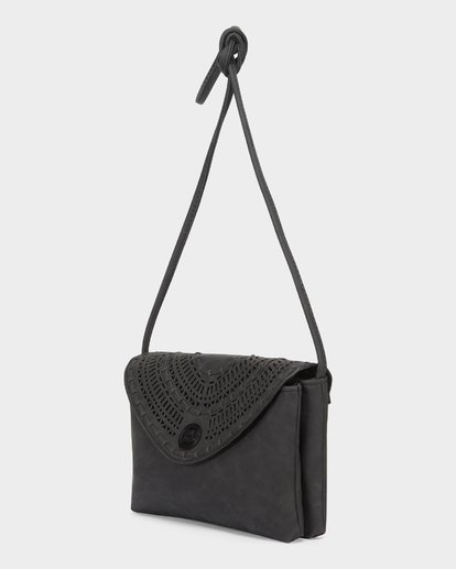 1 ON TRACK FESTIVAL BAG Black 6695107 Billabong