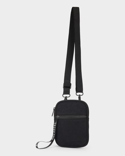 0 GROOVE FESTIVAL PURSE Black 6695111 Billabong
