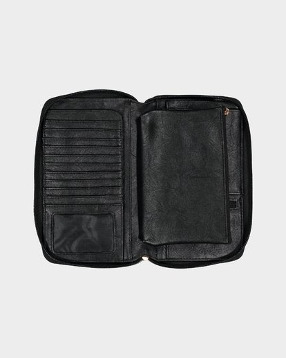 2 LUST WALLET Black 6695203 Billabong