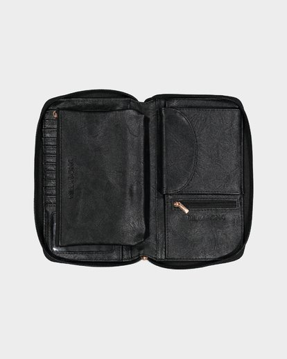 3 LUST WALLET Black 6695203 Billabong