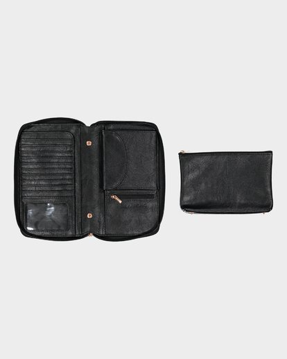 4 LUST WALLET Black 6695203 Billabong