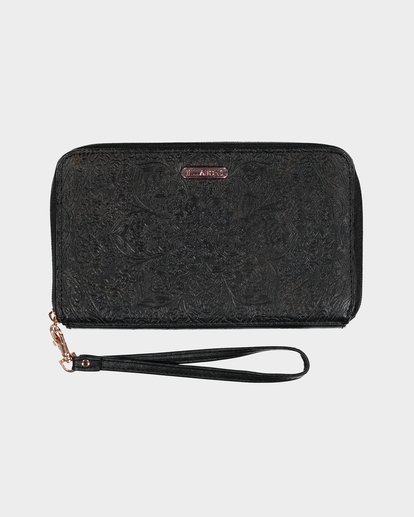 0 LUST WALLET Black 6695203 Billabong