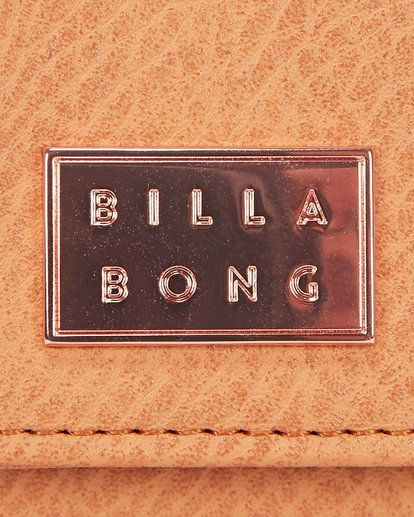 3 LOOSE CHANGE WALLET Brown 6695210 Billabong