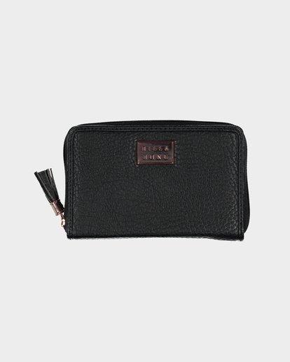 0 LIVIN WALLET Black 6695211 Billabong