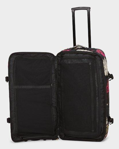 3 KEEP IT ROLLIN TRAVELLER BAG Pink 6695251 Billabong