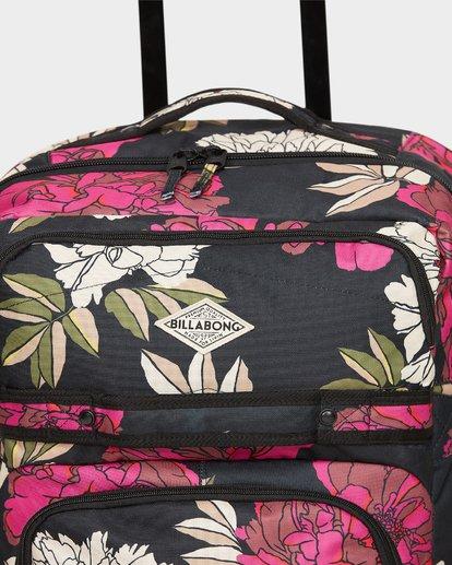 4 KEEP IT ROLLIN TRAVELLER BAG Pink 6695251 Billabong