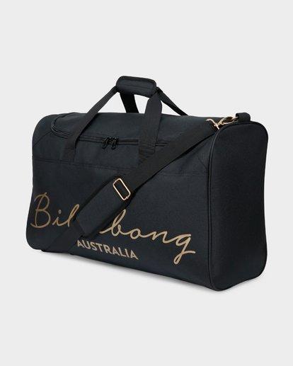 1 Sunny Weekender Travel Bag Black 6695258 Billabong