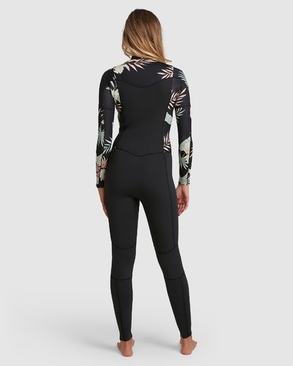 2 302 Ladies Salty Days Full Suit Black 6703830 Billabong