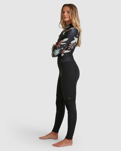 1 302 Ladies Salty Days Full Suit Black 6703830 Billabong