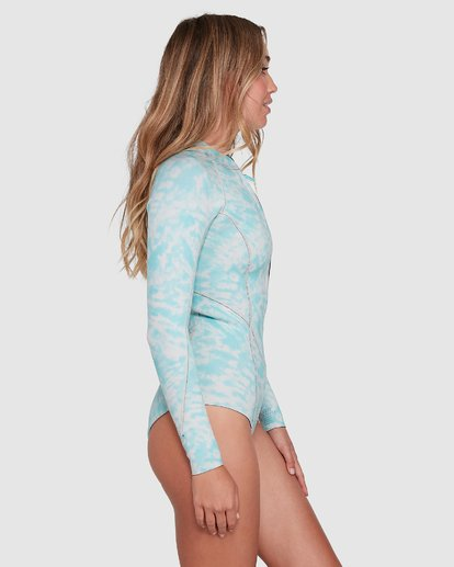 1 Salty Dayz Long Sleeve Springsuit Blue 6704502 Billabong