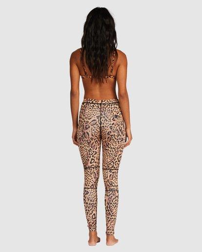 2 1mm Skinny Sea Legs Wetsuit Pants Brown 6717190 Billabong