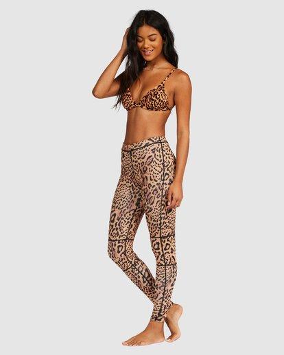 1 1mm Skinny Sea Legs Wetsuit Pants Brown 6717190 Billabong
